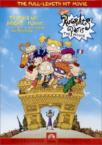 Rugrats in Paris / Карапузы в Париже (2000)