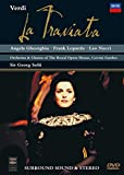 Verdi - La Traviata / Richard Eyre, Solti, Gheorghiu, Lopardo, Nucci, ROH Covent Garden - movie DVD cover picture