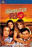 Blame It On Rio - movie DVD cover picture