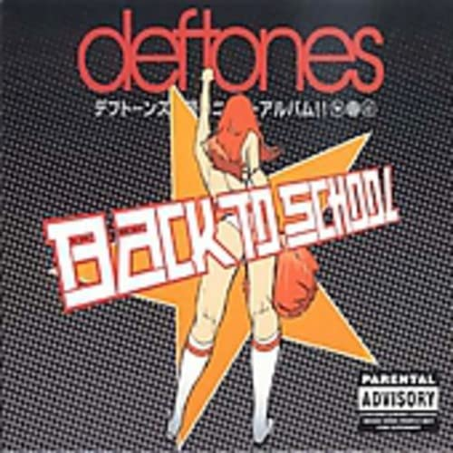 Deftones - Back To School