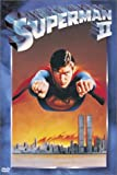 Superman II - movie DVD cover picture