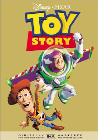 Toy Story (1995) Tom Hanks, Tim Allen DVD