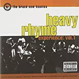 Album cover for Heavy Rhyme Experience, Volume 1