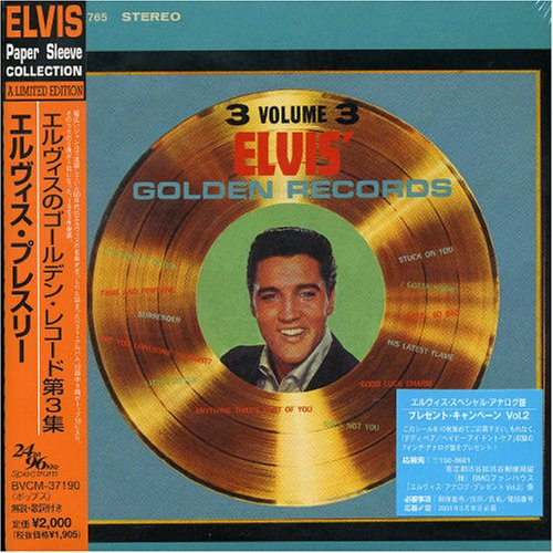 Elvis Presley - Gold: The Very Best of the King (CD1) - Zortam Music