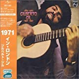 Capa do álbum Gilberto Gil