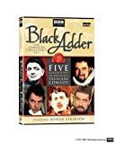 BlackAdder complete DVD collection cover