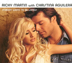 Ricky Martin - Nobody Wants to Be Lonely (feat. Christina Aguilera) - Zortam Music