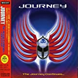 Cubierta del álbum de The Journey Continues