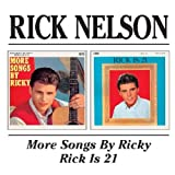 Cubierta del álbum de More Songs By Ricky/Rick Is 21