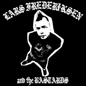 CD-Cover: Lars Frederiksen and the Bastards - Lars Frederiksen and the Bastards