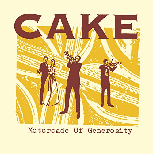 Cake - Motorcade of Generosity - Zortam Music