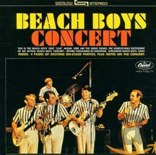 Beach Boys - Concert live in London - Zortam Music
