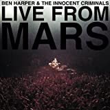 Capa de Live From Mars (disc 2)