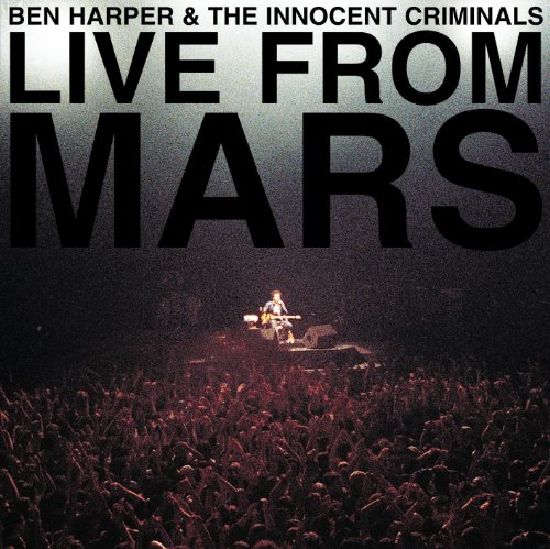 Ben Harper - Live from Mars - Zortam Music