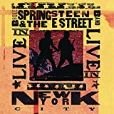 Cubierta del álbum de Live In New York