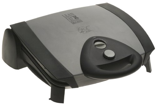 George Foreman GR62 Double Champion Indoor/Outdoor Electric Grill ...