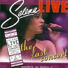 Cubierta del álbum de Live, The Last Concert - - February 26, 1995, Houston TX