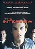 The Interview - movie DVD cover picture