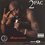 Cover de All Eyez on Me (disc 1: Book 1)