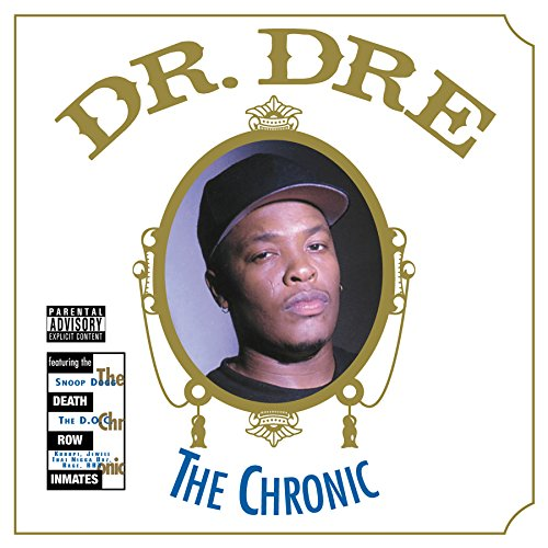 Original album cover of The Chronic by Dr. Dre