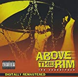 Capa do álbum Above the Rim