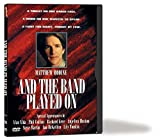 And the Band Played On - movie DVD cover picture