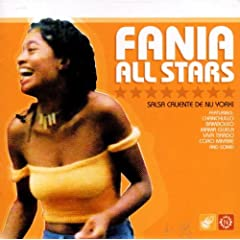 Salsa Caliente de Nu York by Fania All Stars