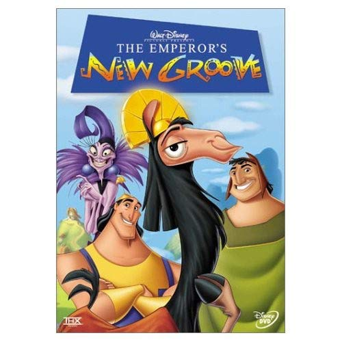 The Emperor's New Groove (2000)  David Spade, John Goodman