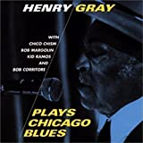 Capa do álbum Plays Chicago Blues