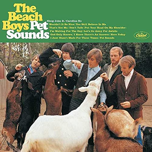 The Beach Boys - Pet Sounds - Zortam Music