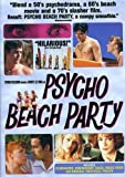 Psycho Beach Party - movie DVD cover picture