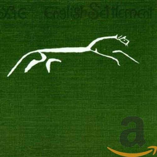 English Settlement by XTC album cover