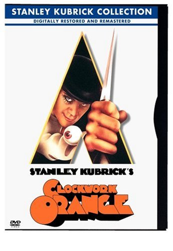 Clockwork Orange / Заводной апельсин (1971)