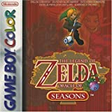 Legend of Zelda Oracle of Seasons - Available Discontinued