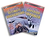 Aviation Week Two-Pack (Superior Airpower, Ultimate Dogfighting) - movie DVD cover picture