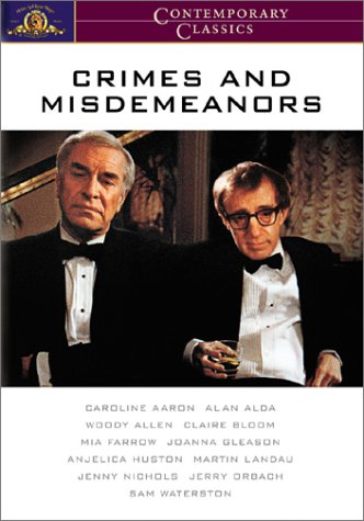 Crimes and Misdemeanors Cover
