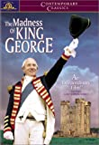 The Madness of King George - movie DVD cover picture