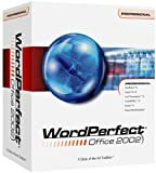 WordPerfect Office 2002 Professional Edition