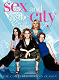 Sex and the City - The Complete Second Season - movie DVD cover picture