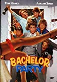 Bachelor Party - movie DVD cover picture