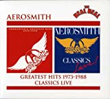 Aerosmith - Greatest Hits 1973-1988/Classics Live!