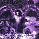 Album cover for Modern Instinct's Purity