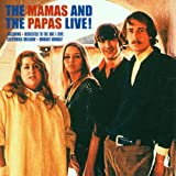Album cover for Mamas & Papas Live