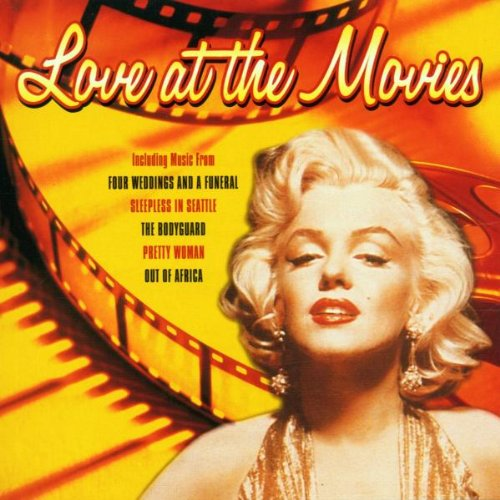 Various Artists - Love At The Movies - Zortam Music