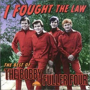 CD-Cover: Bobby Fuller - The Best of the Bobby Fuller Four