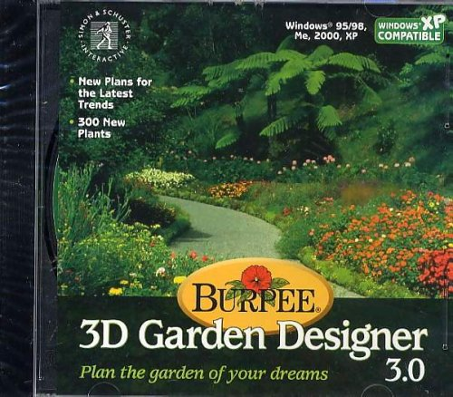 Burpee 3D Garden Designer 3.0 (Jewel Case) Other products by Encore Software