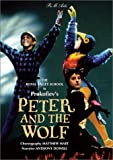 Prokofiev's Peter and the Wolf / Royal Ballet School - movie DVD cover picture