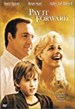 Pay It Forward - movie DVD cover picture