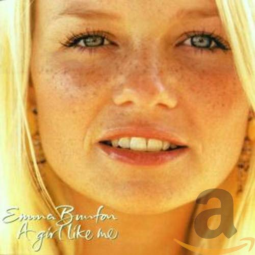 CD-Cover: Emma Bunton - A Girl Like Me