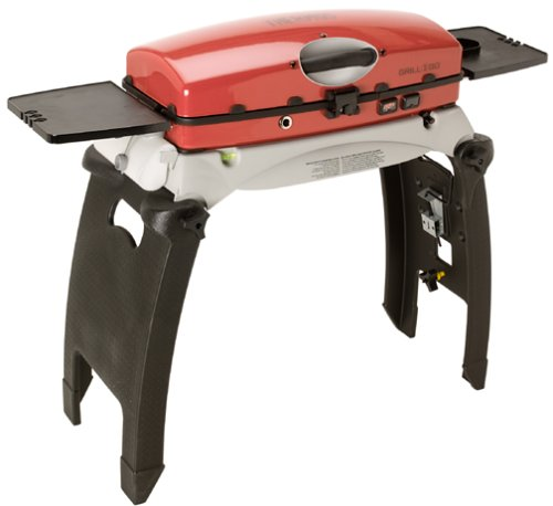 Thermos 4656110 Grill-2-Go Gas Grill By Char-Broil, Red